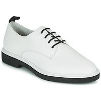 kengät Naiset Derby-kengät André TWIST White