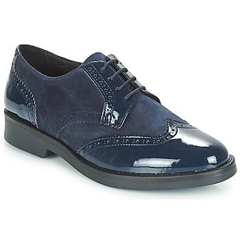 kengät Naiset Derby-kengät André CASPER Laivastonsininen