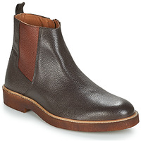 kengät Miehet Bootsit André HAWAI Brown