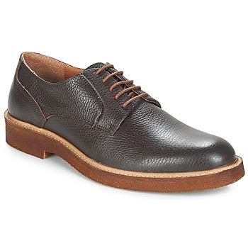 kengät Miehet Derby-kengät André MAUI Brown