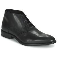 kengät Miehet Bootsit André CROWE Musta
