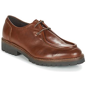 kengät Miehet Derby-kengät André VILLETTE Brown
