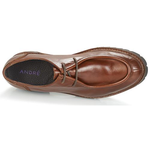 André Villette Brown - Ilmainen Toimitus- Kengät Derby-kengät Miehet 60