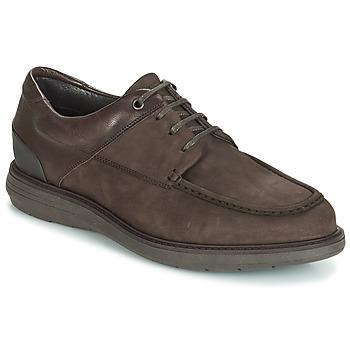 kengät Miehet Derby-kengät André SONGE Brown