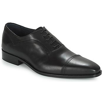 kengät Miehet Herrainkengät André JOHN Black