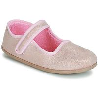 kengät Tytöt Balleriinat André VIOLINE Pink