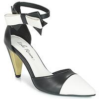 kengät Naiset Sandaalit ja avokkaat Lola Ramona RAMONA Black / White