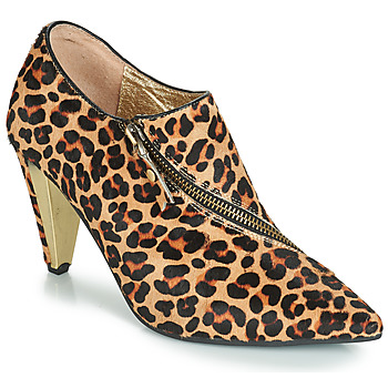 kengät Naiset Nilkkurit Lola Ramona RAMONA Leopardi