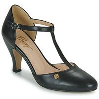 kengät Naiset Korkokengät Betty London EPINATE Black
