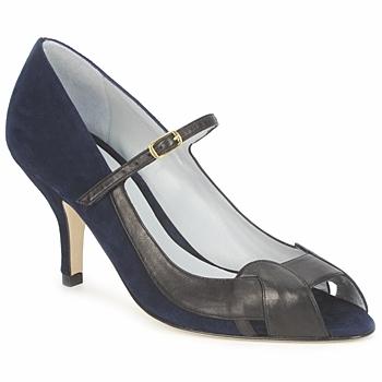 kengät Naiset Korkokengät Fred Marzo MADO BAB'S Black