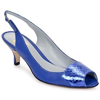 kengät Naiset Sandaalit ja avokkaat Fred Marzo LILI SLING Beige / liila