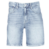 vaatteet Miehet Shortsit / Bermuda-shortsit Superdry CONOR TAPER SHORT Blue
