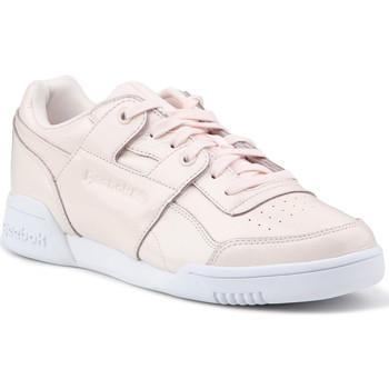 kengät Naiset Matalavartiset tennarit Reebok Sport W/O LO Plus Iridescent CM8951 pink