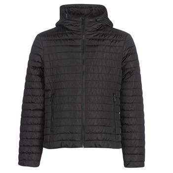 vaatteet Miehet Toppatakki Geox TIRPIRUNE Black