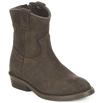kengät Lapset Bootsit Hip GARDU Brun