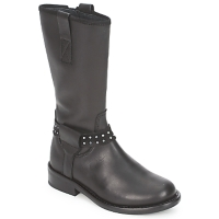 kengät Tytöt Bootsit Hip GRABI Black