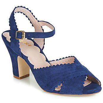 kengät Naiset Sandaalit ja avokkaat Miss L'Fire BEATRIZ Blue