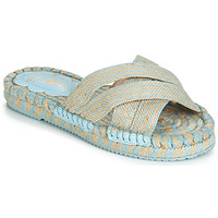 kengät Naiset Sandaalit ja avokkaat Miss L'Fire BOHEME Beige