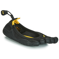 kengät Naiset Urheilukengät Vibram Fivefingers CLASSIC Black / Yellow