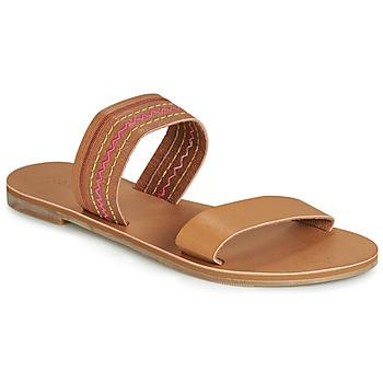 kengät Naiset Varvassandaalit Rip Curl TALLOWS Brown