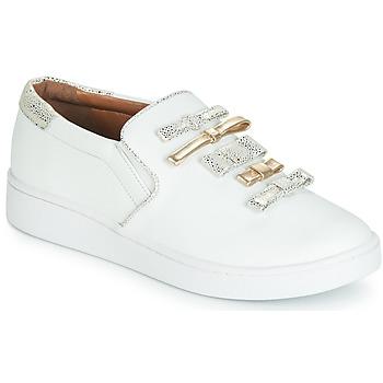kengät Naiset Tennarit Cristofoli JOLA White