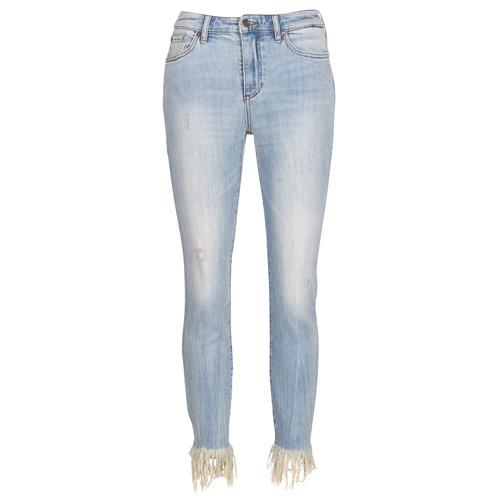 vaatteet Naiset 3/4 & 7/8-pituiset farkut Armani Exchange HELBAIRI Sininen / Clear