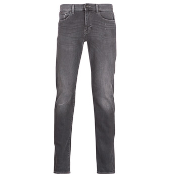 vaatteet Miehet Slim-farkut Armani Exchange HELIPSI Grey