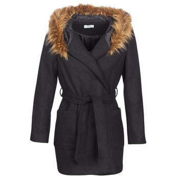 vaatteet Naiset Paksu takki Betty London JORREY Black