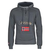 vaatteet Miehet Svetari Geographical Norway GYMCLASS Harmaa