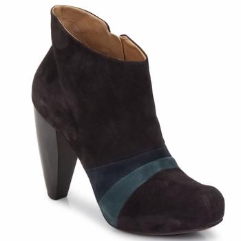 kengät Naiset Nilkkurit Coclico LESSING Brown