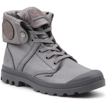 kengät Vaelluskengät Palladium PLBRS BGZ L2 U 73080-021-M grey