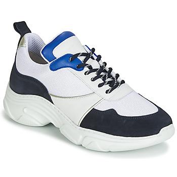 kengät Naiset Matalavartiset tennarit Ikks RUNNING White