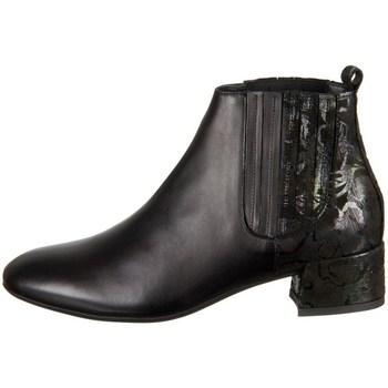 kengät Naiset Nilkkurit Think Glei Mustat