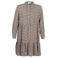 vaatteet Naiset Lyhyt mekko Betty London JECREHOU Beige / Brown