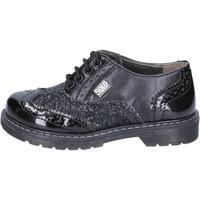 kengät Tytöt Derby-kengät Solo Soprani Klassikko BT296 Musta