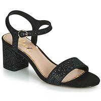 kengät Naiset Sandaalit ja avokkaat Ravel WALTON Black