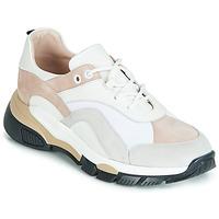 kengät Naiset Matalavartiset tennarit Tosca Blu KELLY White / Beige
