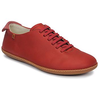 kengät Matalavartiset tennarit El Naturalista EL VIAJERO Punainen