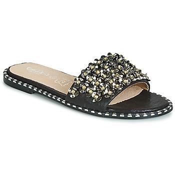 kengät Naiset Sandaalit Cassis Côte d'Azur ALVINA Black
