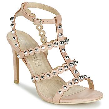 kengät Naiset Sandaalit ja avokkaat Cassis Côte d'Azur COTI Beige