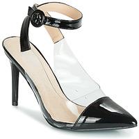 kengät Naiset Korkokengät Cassis Côte d'Azur CRISTI Black