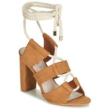 kengät Naiset Sandaalit ja avokkaat Cassis Côte d'Azur DON Brown