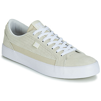 kengät Miehet Matalavartiset tennarit DC Shoes LYNNFIELD SE M SHOE SFW White