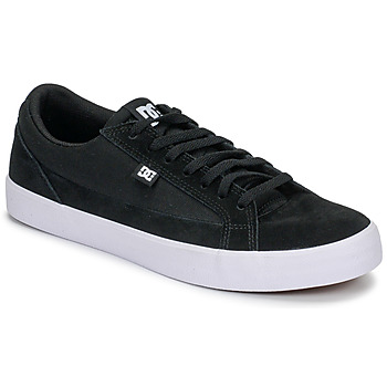 kengät Miehet Matalavartiset tennarit DC Shoes LYNNFIELD M SHOE BKW Black