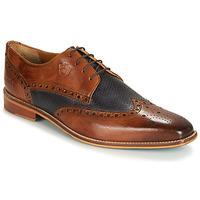 kengät Miehet Derby-kengät Melvin & Hamilton MARTIN 16 Brown / Blue