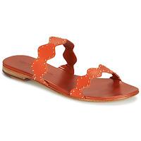 kengät Naiset Sandaalit ja avokkaat Melvin & Hamilton HANNA 46 Orange