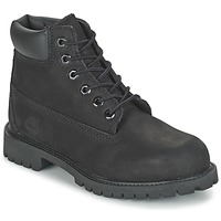 kengät Lapset Bootsit Timberland 6 IN CLASSIC Black