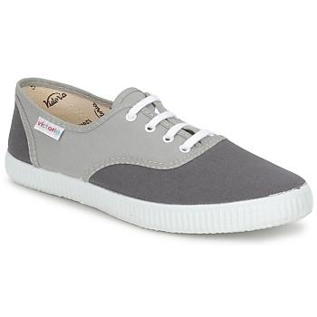 kengät Matalavartiset tennarit Victoria INGLESA BICOLOR Grey