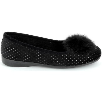 kengät Naiset Balleriinat Boissy Ballerine JH2325 Noir Musta