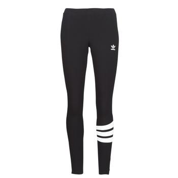 vaatteet Naiset Legginsit adidas Originals YASSAI Black